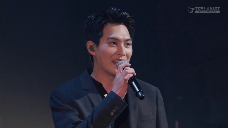 [NO Re-upload] Lee Jong Hyun 이종현 - Cry to Happy @ 180615 Metropolis SOLO Concert