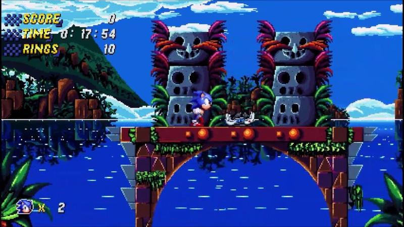 Sonic Core ソニックコア Art Test 2