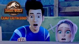 Season 3 Trailer   JURASSIC WORLD CAMP CRETACEOUS   NETFLIX
