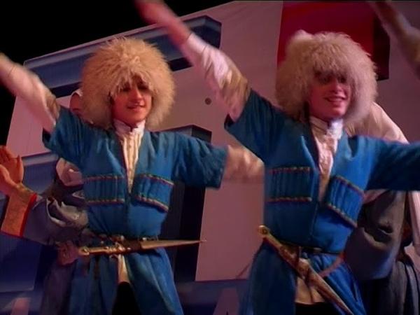 Ан Ватан Андийский танец