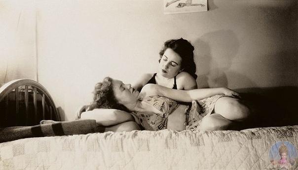 Однополые пары прошлого века: другие и счастливые