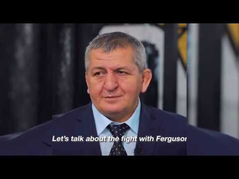 Абдулманап Магомедович о предстоящем бое Хабиба Тони