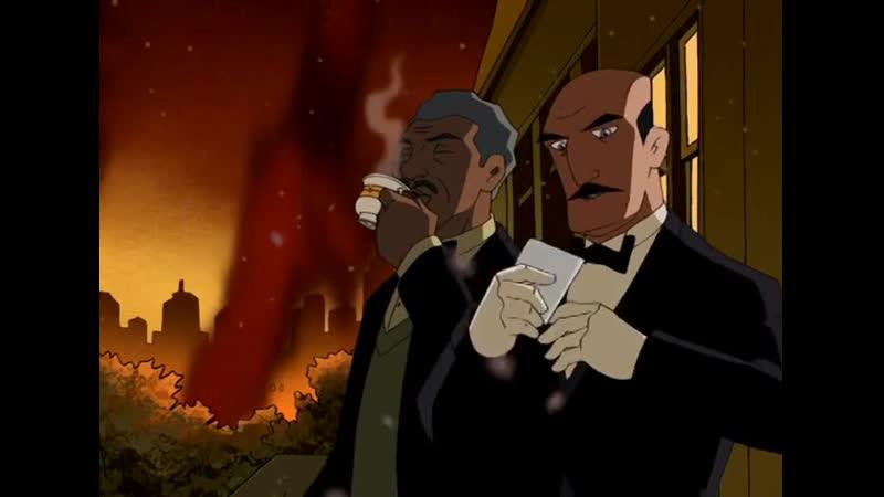 Бэтмен 2004 2008 Сезон 4 Серия 13