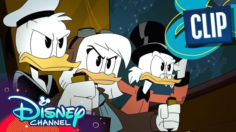 The Battle for Earth! | DuckTales | Disney Channel