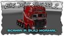 Euro Truck Simulator 2 обзор мода ( Scania R ( RJL ) Normal )