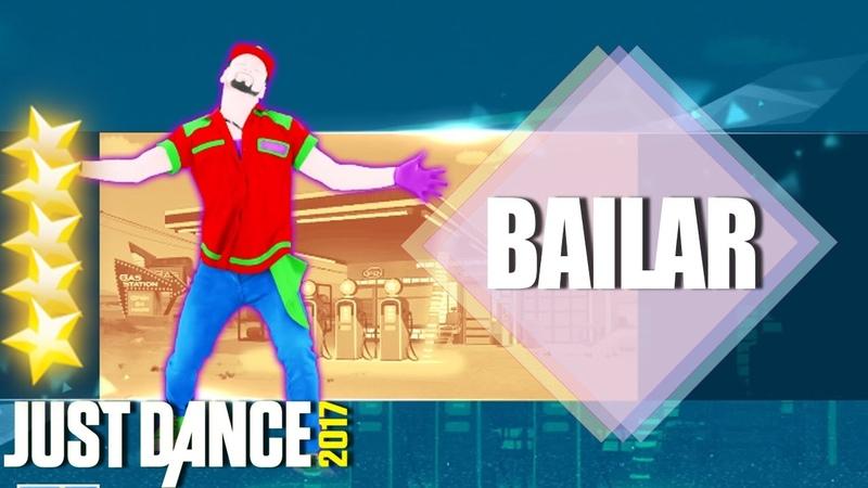🌟 Just Dance 2017: Bailar - Deorro Ft. Elvis Crespo 5 stars hacked by Prosox Kuroi'SH 🌟