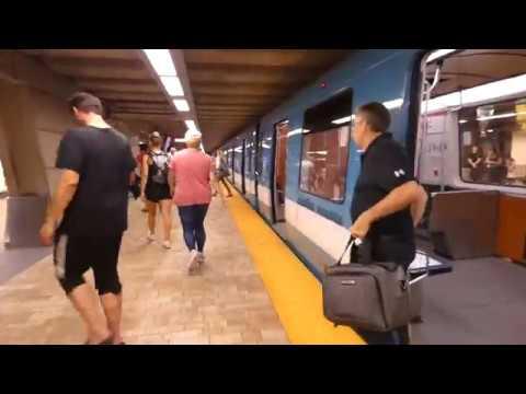 J'vous montre mon trajet métro autobus Montréal Sorel