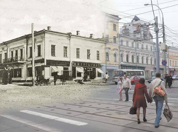 Проекты фото казань тогда и сейчас