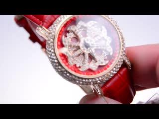 Мини-обзор на часы с вращающимся циферблатом