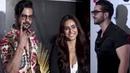 Madhurima Tuli Ex Boyfriend Vishal Aditya Singh At Nach Baliye 9 Success Party Salman Khan Show