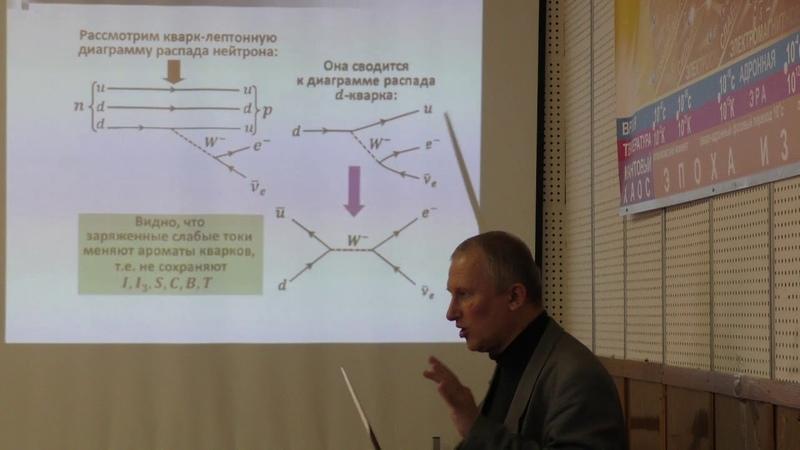 Широков Е. В. - Физика нейтрино - Слабое взаимодействие