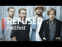 Refused live @ Hellfest 2019 ARTE Concert
