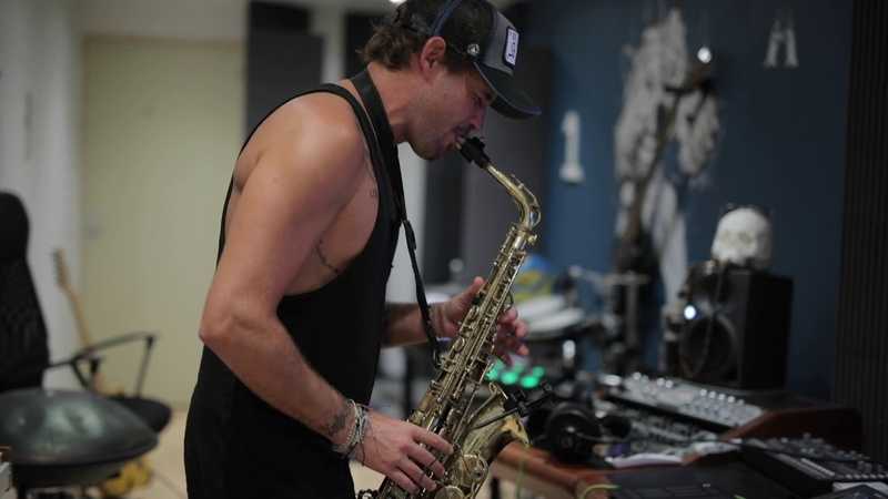 Jimmy Sax Time
