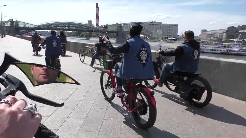 Megavel Bike Club Ride true 11 08 2019