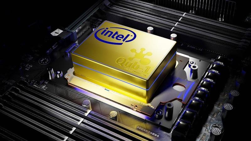 Intel Quiere hacer un PC Cuántico ¿Que pasará entonces…