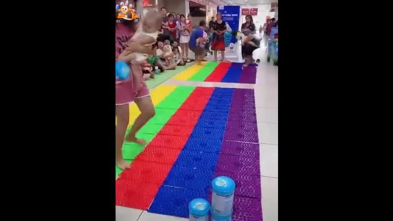 Весёлые игры для детей и взрослых