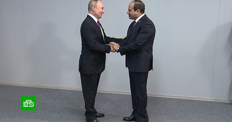 Россия списала более $20 млрд долгов странам Африки