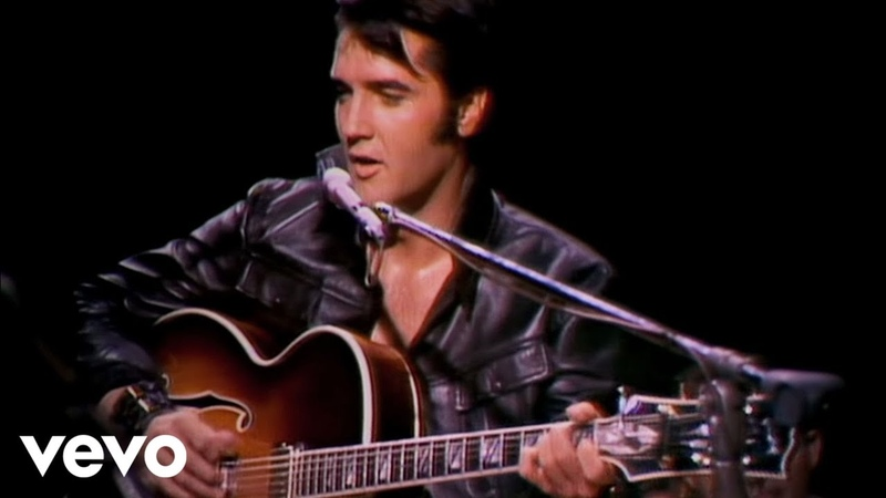 Elvis Presley Baby What You Want Me To Do '68 Comeback Special