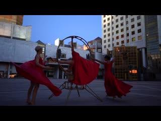 Клип -  Орион Лето Москва, красивые девушки, отличное настроение