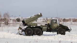 Боевые стрельбы артиллерии, «Солнцепеков» и танков в Челябинской области