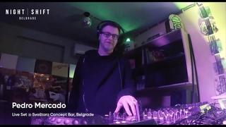Night Shift Belgrade meets Pedro Mercado at Svastara Concept Bar