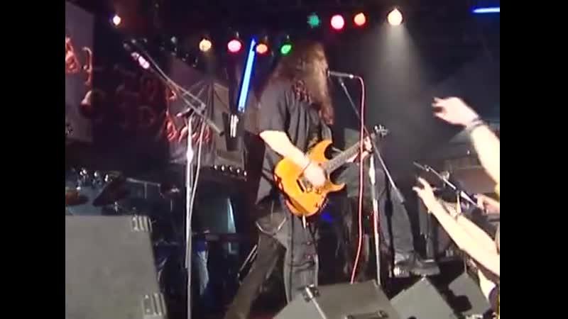 Группа Фактор Страха Презентация альбома  Концерт 2007 года