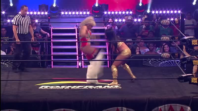 Lucha Libre AAA Invading New York