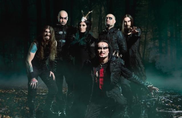 Фронтмен Cradle Of Filth Дани Филт говорит что песни в следующем альбоме все еще в зачаточном состоянии