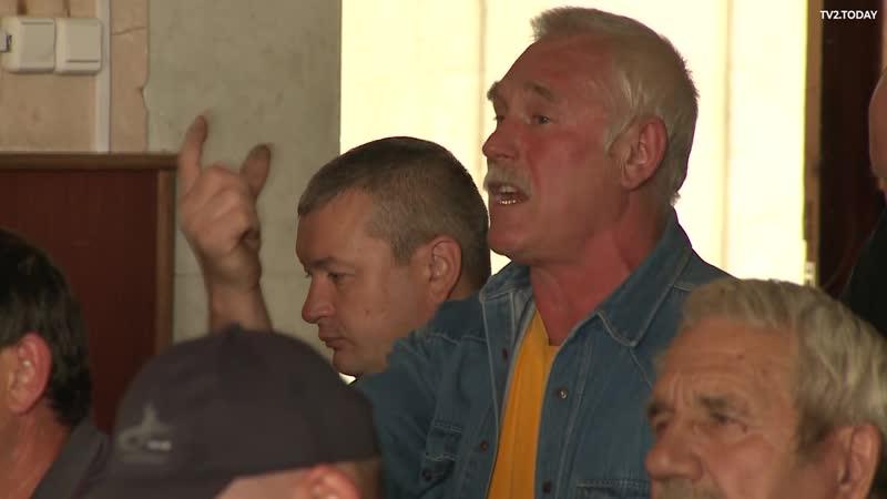 В Томск САХ готовы объявить забастовку
