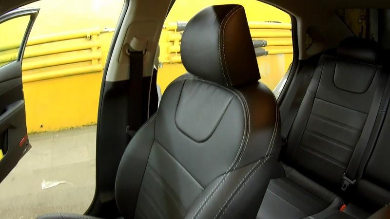 Авточехлы премиум класса для Kia Cerato 4