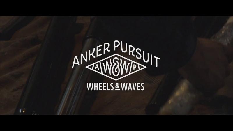 ANKER WW PURSUIT | IZH PLANETA SPORT 350 FLAT TRACKER | 45