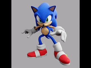sonic let's say you've been a bad girl meme