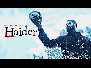Haider - La tragedia de Haider (2014)