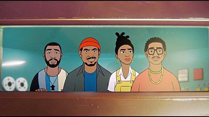 James BKS - 'New Breed' feat. Q-Tip, Idris Elba Little Simz (Official Music Video)