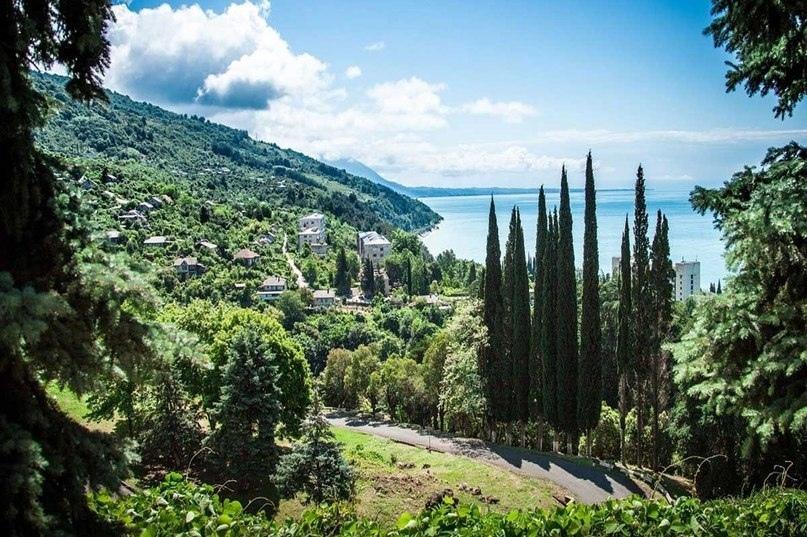 Страны мира — Абхазия, изображение №4