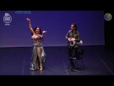 Afrika Marco(Contest winner 2019) Artem Uzunov - Oriental Dance Weekend 2019