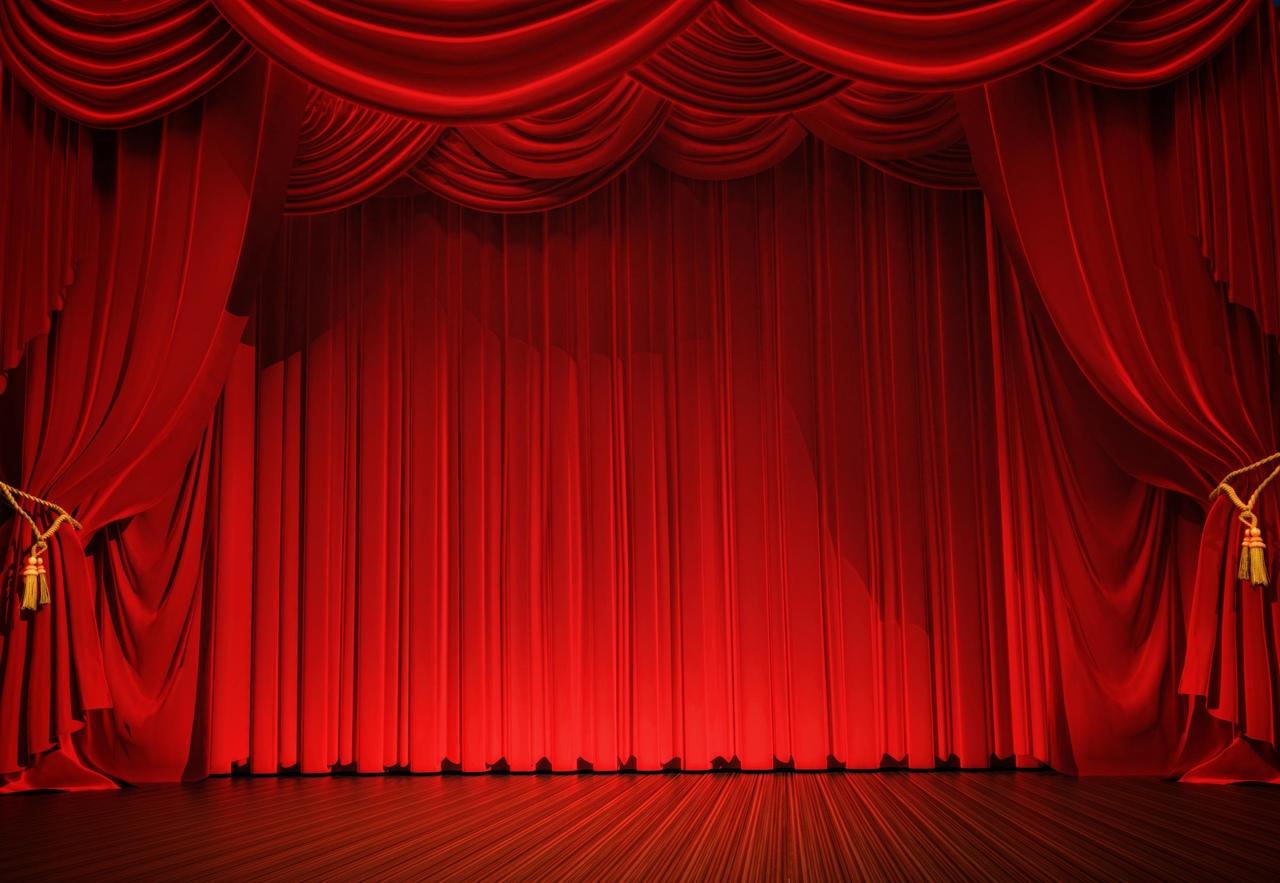 Картинки красивые про театр