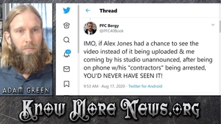 ShadowGate Whistleblower Calls Out Alex Jones & Roger Stone!