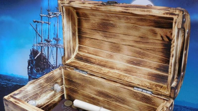 Пиратский сундук Pirate chest
