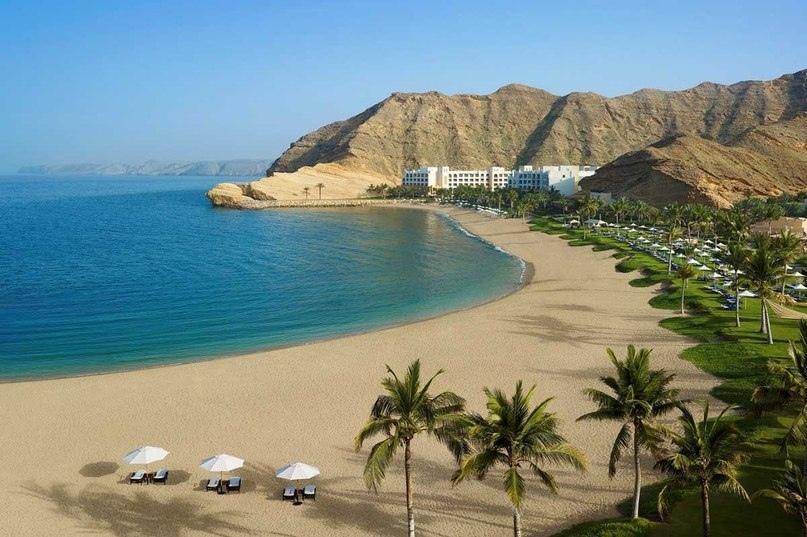 Страны мира — Оман