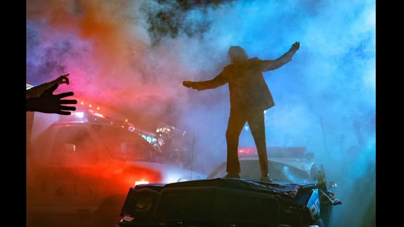 JOKER (Joaquin and Heath) - Burn