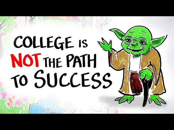 College is NOT the Only Path to Success - Casey Neistat Gary Vaynerchuk