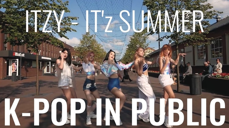 K POP IN PUBLIC ONE TAKE ITZY 있지 IT'z SUMMER Dance Cover by training for the ballet potter