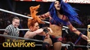 Becky Lynch and Sasha Banks trade blows: Clash of Champions 2019 (WWE Network Exclusive)