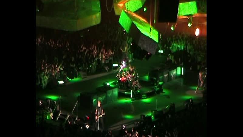 Metallica - 2010.04.24 - Moscow, Russia [Vortex, SkyMaster Ver.] (Part 2)