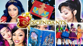 Disney Descendants Makeup DIY Compilation Charisma Star