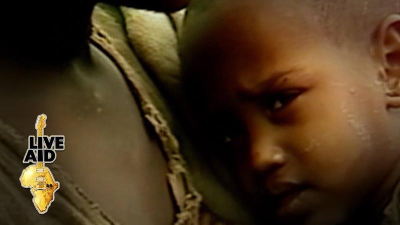 The Cars Drive CBC Ethiopian Famine Film