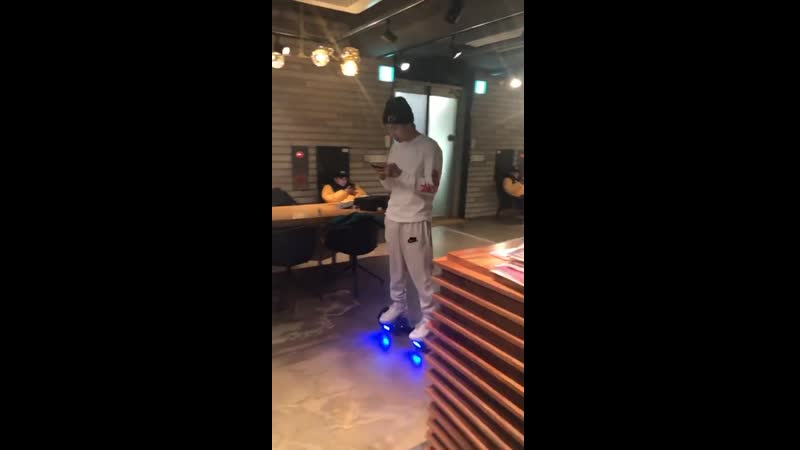 [IG STORY] Michael Choe 21/01/2020 Jay Park