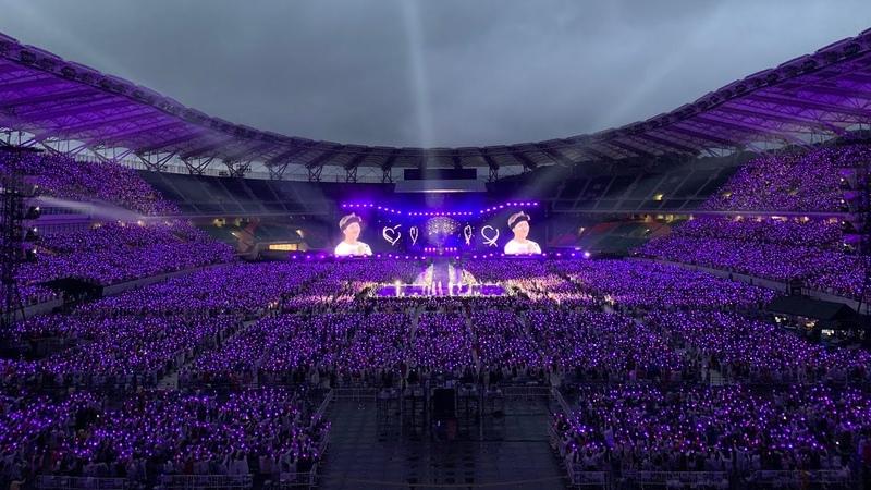 BTS FULL Part 2 Concert Speak yourself World Tour 2019 ARABIA SAUDI RIYADH HD