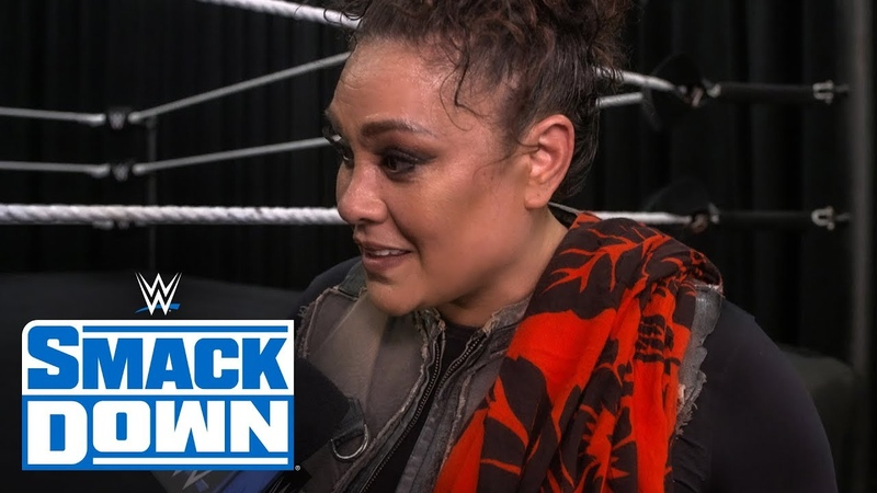 Tamina here to help herself and herself only SmackDown Exclusive April 3 2020